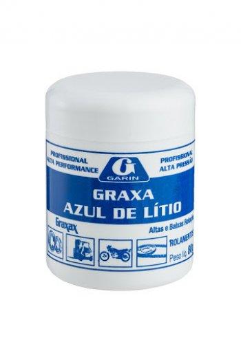 GRAXA AZUL DE LITIO P/ ROLAMENTO - 500G